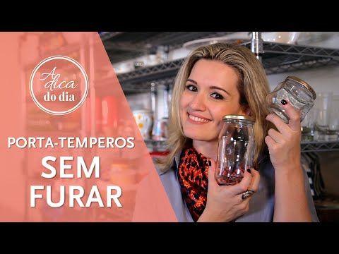 ORGANIZADOR SUSPENSO (SEM FURAR NADA!) - A Dica do Dia - YouTube