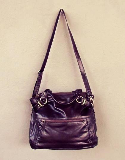 Centre Street bag by redinfred