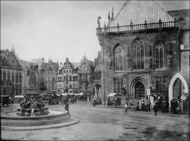 Marktpatz 1910