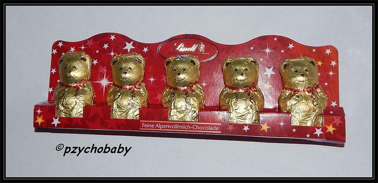 #Lindt mini #Goldbären gewonnen im #Adventskalender von #MTV #mobile
