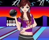 Habillage Bowling Fille