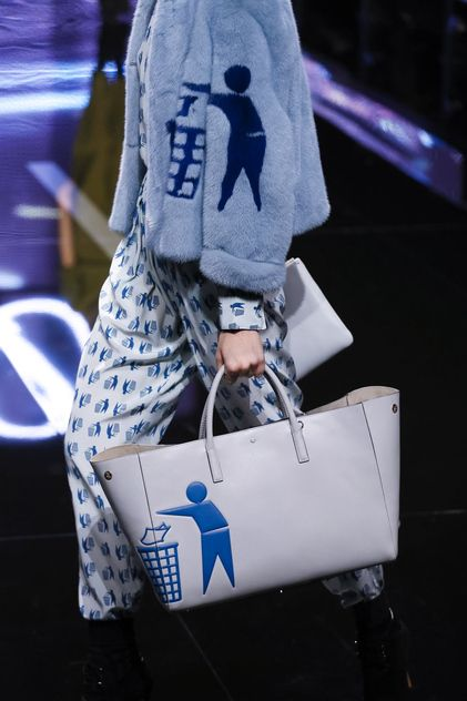 Anya Hindmarch Ready To Wear Fall Winter 2015 London