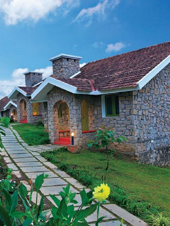 Mountain Club, Munnar: Up in the mountains in a stylish British Colonial Structure cottage! Spread out over many acres with beautiful #valley views, you will love your stay here in your independent cottage featuring #fireplaces. If for nothing a dip in the small but magnificent infinity pool up in the #Munnar mountains is worth it. (image: mountain club)