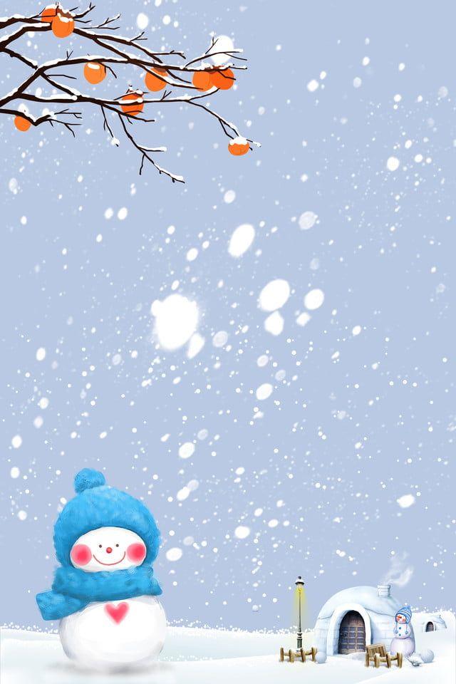 ملصق خلفية كبيرة باردة جديدة جديد نزلة برد كبيرة بسيط الأدب Art Cold Character