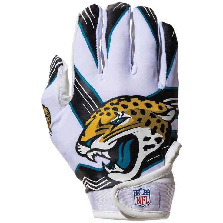 NFL Jacksonville Jaguars Franklin Receiver Gloves