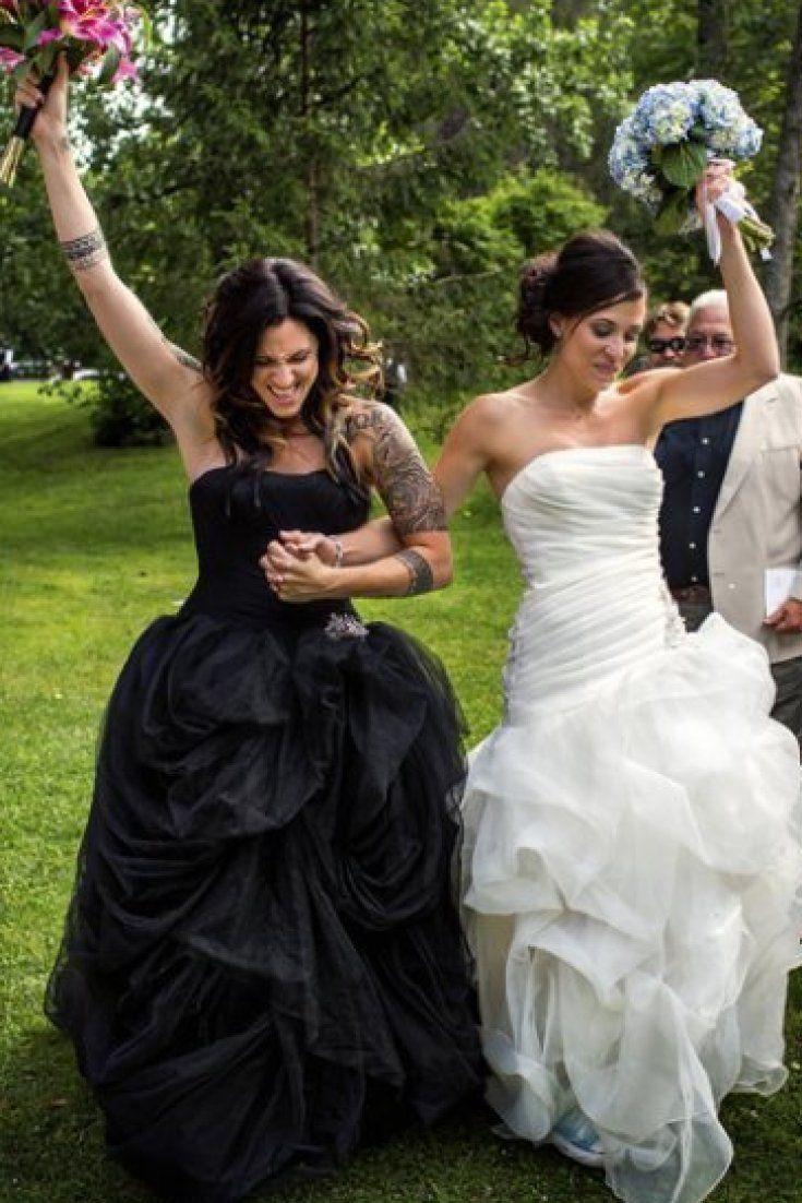 equal lesbian wedding ideas 22 Stunning Same Sex Wedding Photos That Are So Full Of Love