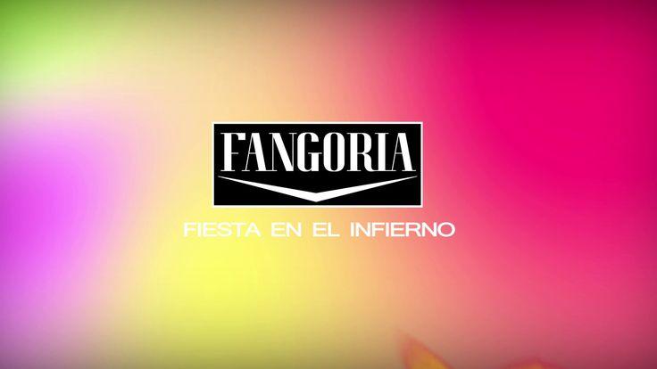 [ Fangoria - Fiesta En El Infierno (Lyric Video) ]