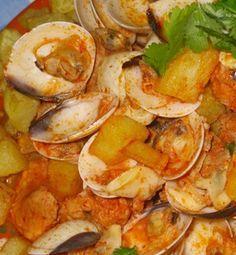 Muito conhecida em Portugal, a receita de Carne de Porco à Alentejana é muito famosa! Não se esqueça que para ficar com um sabor mais apurado, deverá deixar a carne …