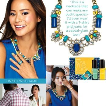 ~Affordable AVON Beauty~ mark Magalog 3 cover star, Jamie Chung! Shop her look on my website: now -> mark in the top bar: www.affodableavonbeauty.com
