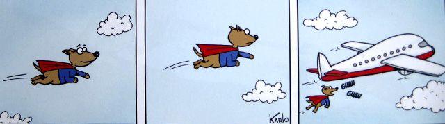 Universo Doppler es un libro de tiras cómicas que se adentra en el mundo de los superhéroes y se burla con descaro de los héroes del cómic. ...