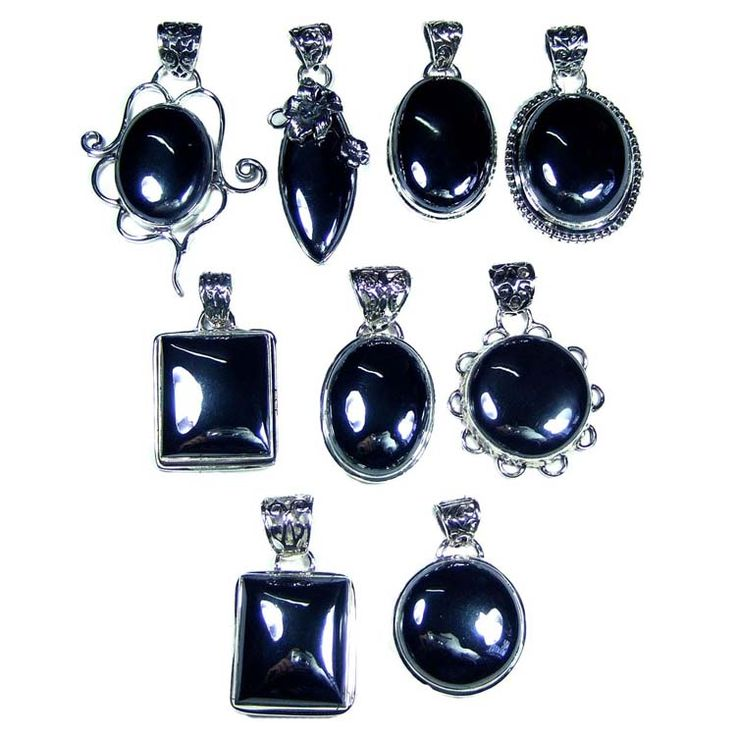 102 best wholesale indian silver jewellery images on pinterest silver jewelry pendants lot with hematite gemstones 25500 wholesale silver jewelrysterling aloadofball Image collections