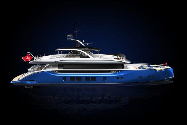 Яхта за 15 миллионов евро