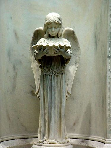 Bonaventure Cemetery little angel
