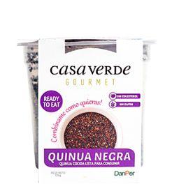 Ready to Eat | Quinua Negra | Productos Gourmet Casa Verde