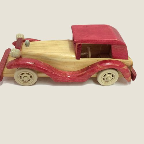 Grab this oyeart vintage moving miniature car, its completely unique and made by tribal Indian crafts man from india