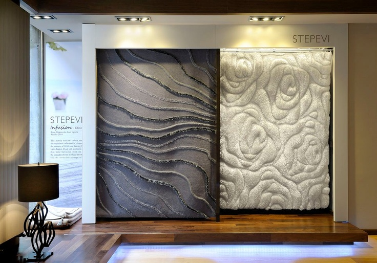 #STEPEVI's showroom in Geneva is the perfect spot to be inspired