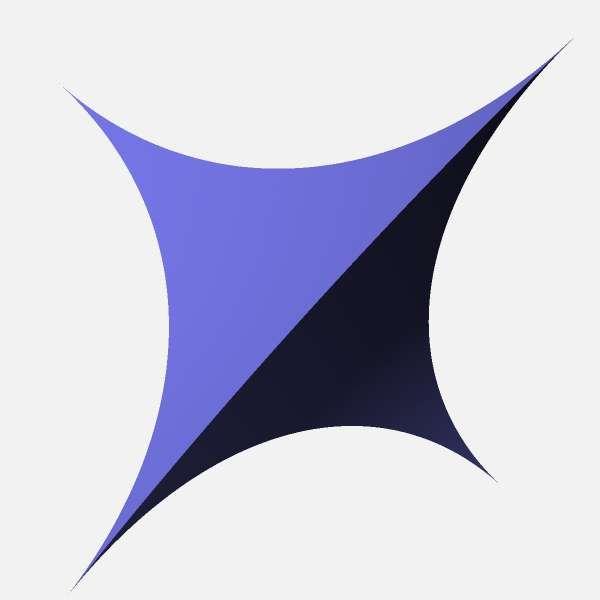 Hyperbolic Tetrahedron