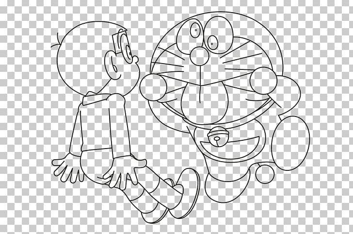 Nobita Nobi Doraemon 4 Nobita To Tsuki No Oukoku Coloring Book Drawing Png Angle Area Arm Art Artwork Book Drawing Coloring Books Drawings