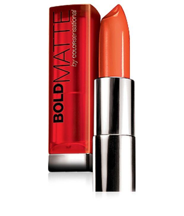 Maybelline Color Sensational Bold Matte Lipstick Mat3 Coral 325 (3.9 gm)