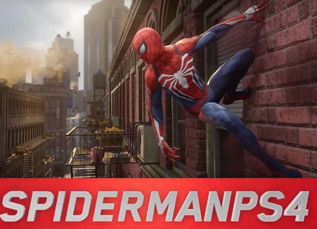 Galaxy Fantasy: Tráiler del videojuego de PS4 de Spiderman que muestra un nuevo look del arácnido