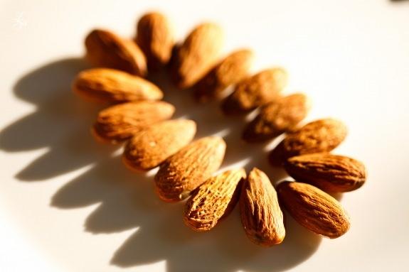 Lapte de migdale (Almond milk)