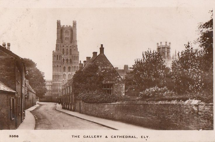 ELY ( Cambs) : The Gallery & Cathedral RP-W H SMITH | eBay