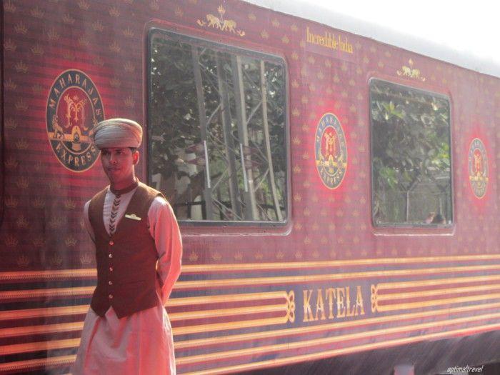 Rail travel travel taj mahal maharadja