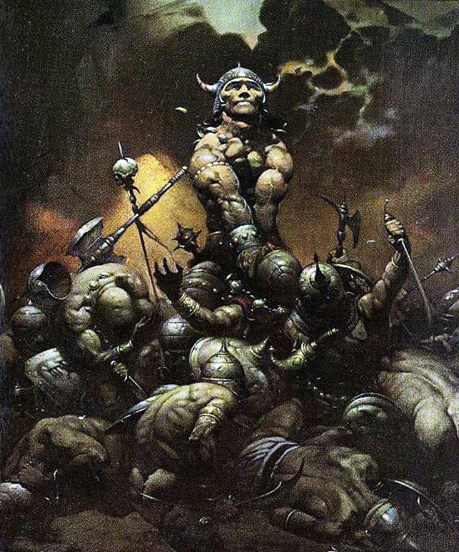 Conan the Buccaneer   ...