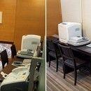 * 객실 및 회의장 이용객들을 위한 컴퓨터, 프린터기 등의 편의시설이 갖추어져 있는 1층 비지니스 센터