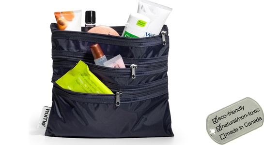 RuMe Bags Reusable Baggie All - black