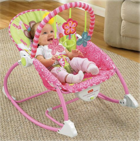 Fisher Price Princess Bouncer