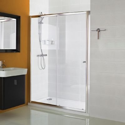 haven sliding door shower enclosure the haven sliding door really highlights the available