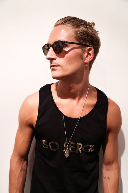 Oliver Proudlock - Serge DeNimes: Head To Toe pop-up shop