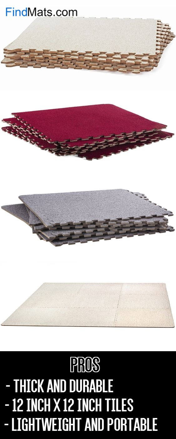 22 best interlocking carpet tiles and flooring images on pinterest soft interlocking foam mats from findmats dailygadgetfo Gallery