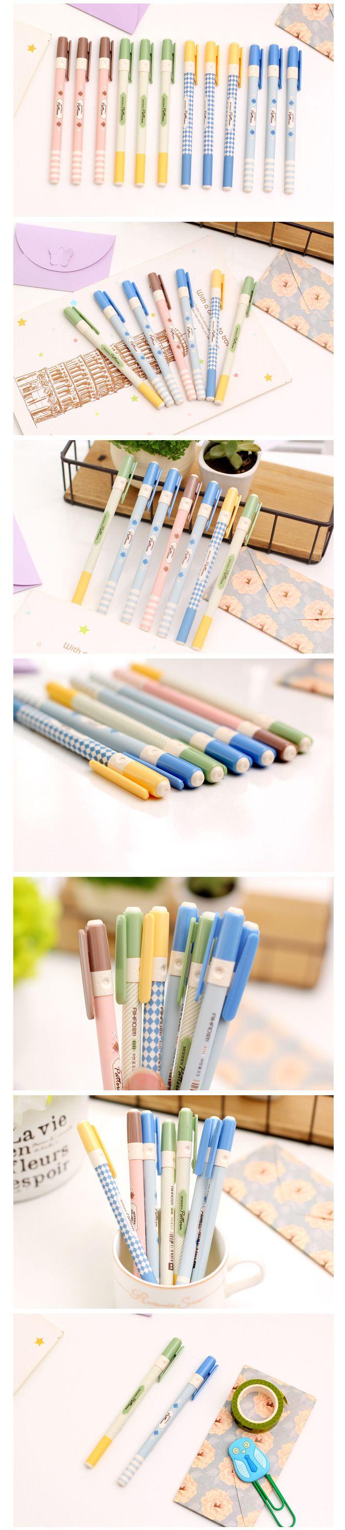 43,64 руб. / шт.  Письменные принадлежности > Гелевые ручки