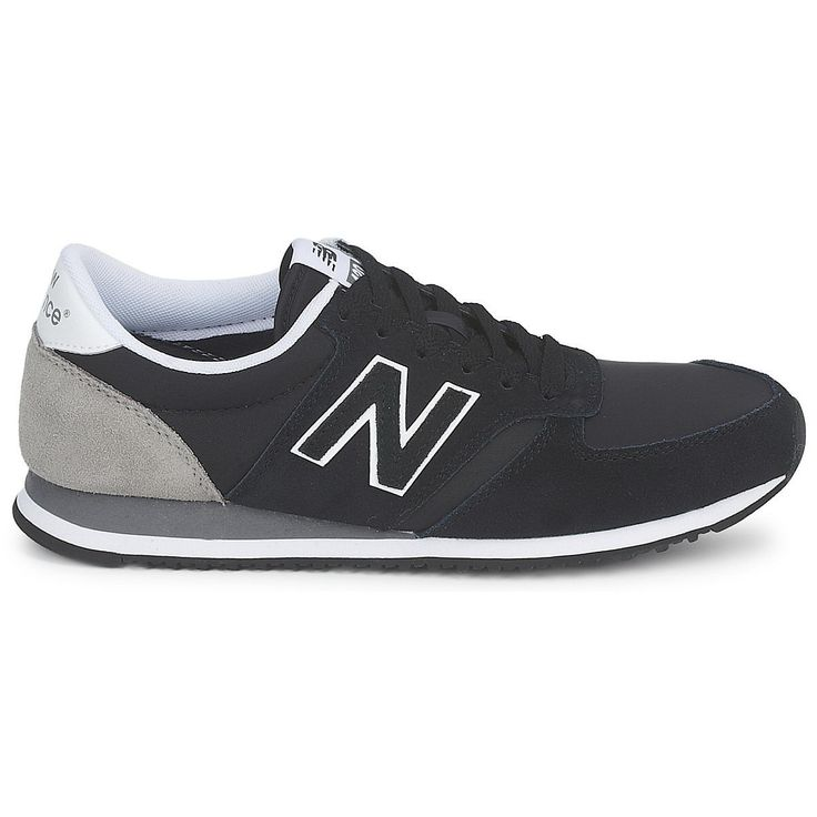 New Balance 420 Women's Black Grey U420