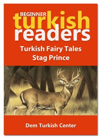 turkish language books - turkish fairy tales 2 beginner