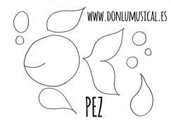 plantilla pez donlumusical