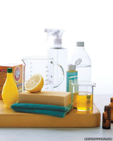 clean your house the natural way. #springintothedream
