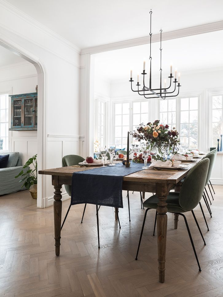 16 Dining Room Decorating Ideas With Images Idee Salle A Manger Decor De Salle A Manger Relooking Meuble