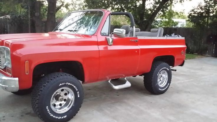 1974 Chevy - LMC Trucklife