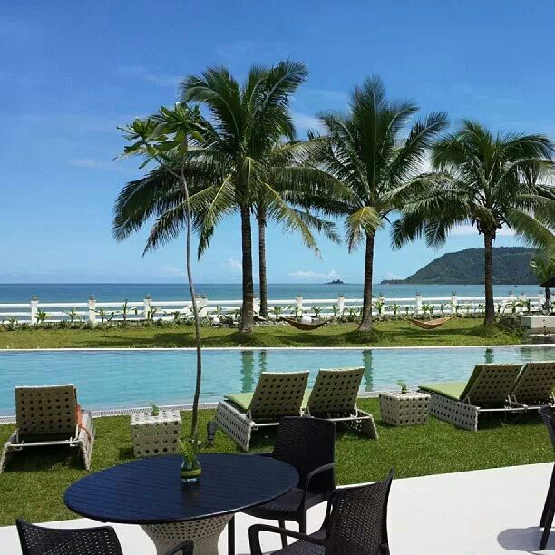 1000 images about philippine beaches hotels and resort on Resort in baler aurora with swimming pool