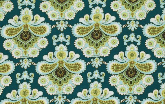 Amy Butler Fabric Belle French Wallpaper by SouthernSeamsFabrics