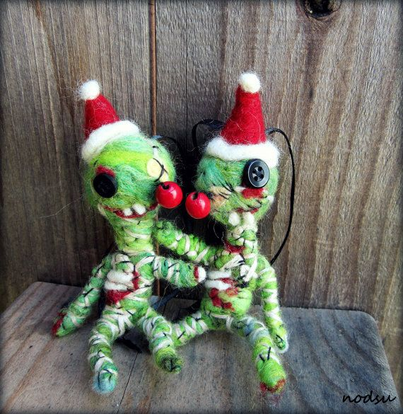 56 best The Socking Dead images on Pinterest | Zombie christmas ...