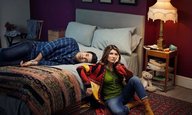 The next series of Catastrophe could run for TEN episodes