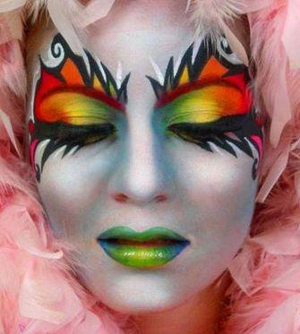 Maquillaje de Fantasía de Ada -  http://maquillajedefantasia.com/maquillaje-de-fantasia-de-ada/