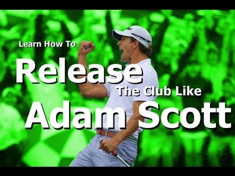 Masters Champion: Adam Scott  Golf Swing Analysis (Out Drive Your Friends!!!) - http://sport.linke.rs/golf/masters-champion-adam-scott-golf-swing-analysis-out-drive-your-friends/
