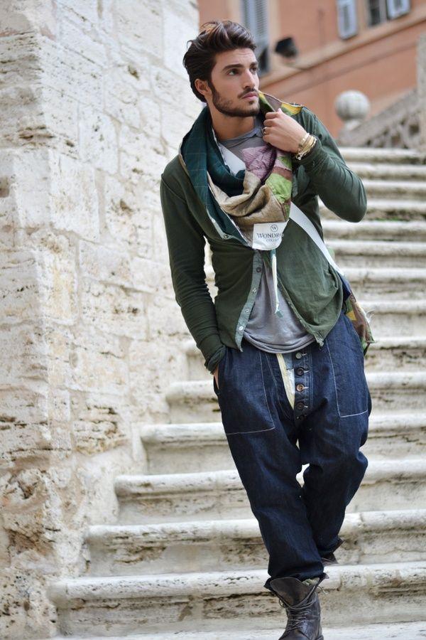 Boho men | Boho fashion fall/winter | Pinterest | Boho