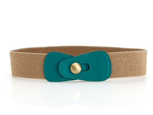 La Jolla Stretch Belt by Elegantly Waisted