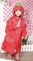 Rainwear for Kids Children's Raincoats Cartoon Animal Model Children Cartoon Rain Coat Poncho